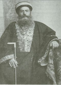 Rabbi Aharon ben Shimon