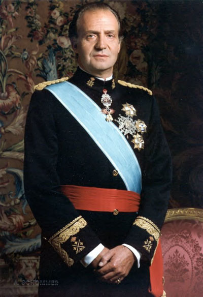 His Majesty King Juan Carlos I
